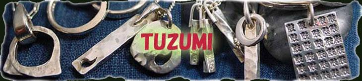 シルバーアクセサリー TUZUMI(鼓)